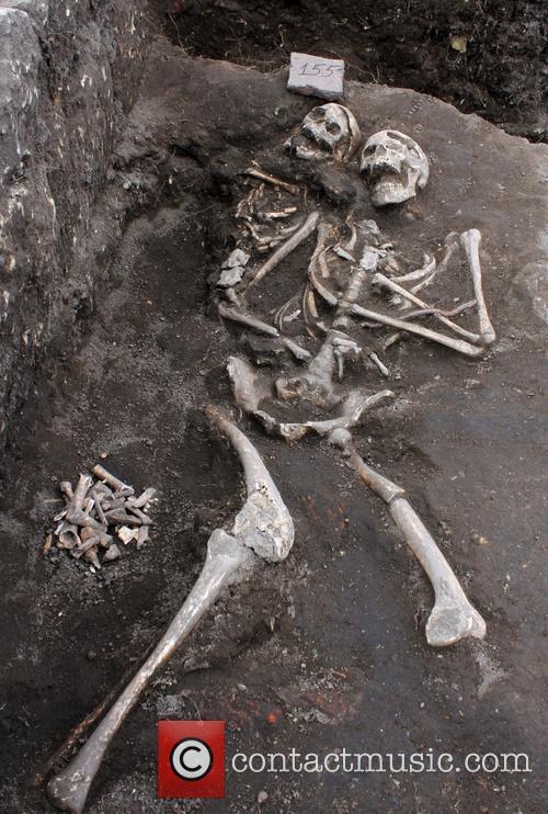 Bulgaria Vampires Skeleton Archaeology