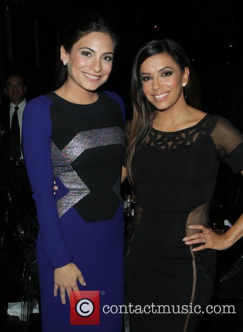 Ana Brenda Contreras and Eva Longoria 1