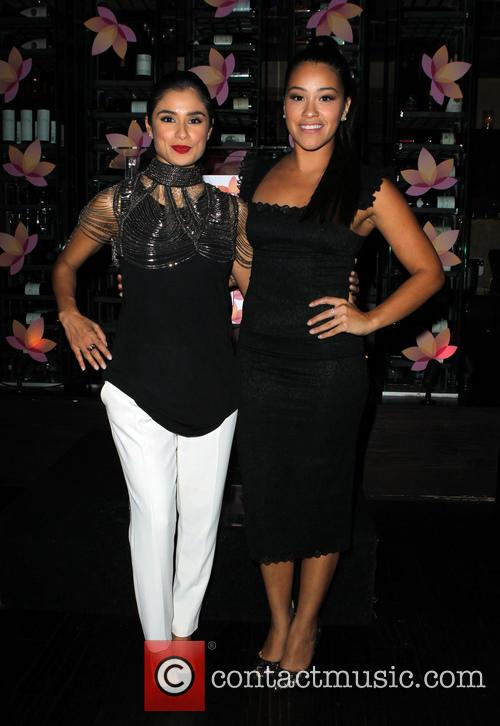 Diane Guerrero and Gina Rodriguez 2