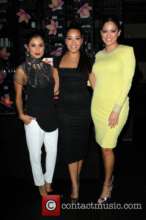 Diane Guerrero, Gina Rodriguez and Pamela Silva Conde 6