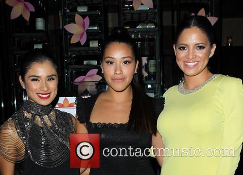 Diane Guerrero, Gina Rodriguez and Pamela Silva Conde 1