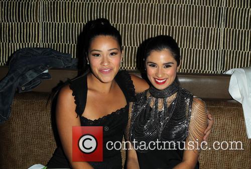 Gina Rodriguez and Diane Guerrero 11