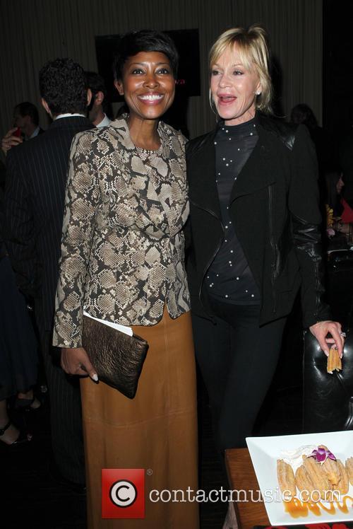 Leisha and Melanie Griffith 2