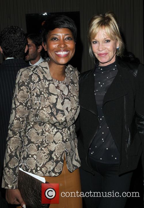 Leisha and Melanie Griffith 3