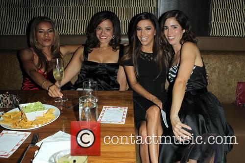 Lisa Vidal, Judy Reyes, Eva Longoria and Ana Ortiz 8