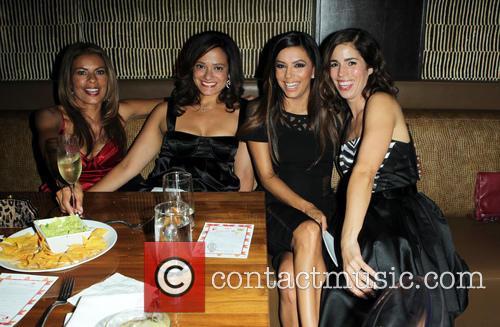 Lisa Vidal, Judy Reyes, Eva Longoria and Ana Ortiz 9