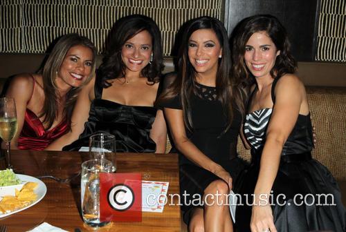 Lisa Vidal, Judy Reyes, Eva Longoria and Ana Ortiz 10