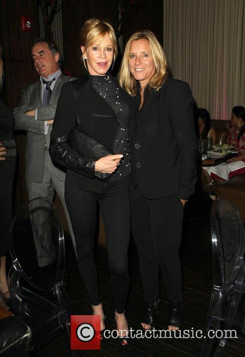 Melanie Griffith and Nina Lederman 10
