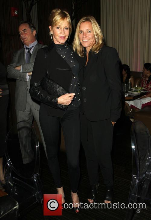 Melanie Griffith and Nina Lederman 11