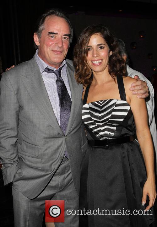 Tom Irwin and Ana Ortiz 4