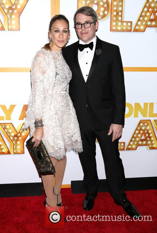 Sarah Jessica Parker and Matthew Broderick 3