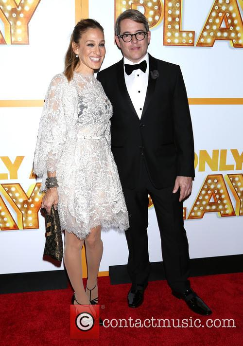 Sarah Jessica Parker and Matthew Broderick 4