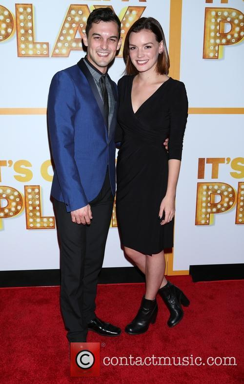 Wesley Taylor and Jennifer Damiano 11