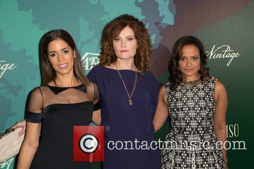 Ana Ortiz, Rebecca Wisocky and Judy Reyes 10