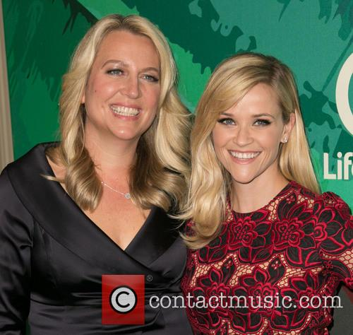 Cheryl Strayed and Reese Witherspoon 3