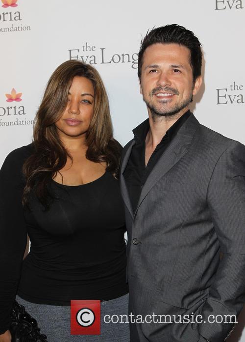 Freddy Rodriguez and Elsie Rodriguez