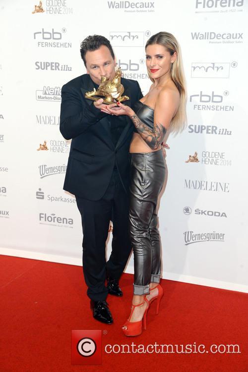 Guido Maria Kretschmer and Sophia Thomalla 3