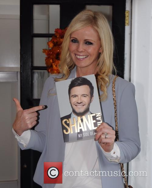 Shane Filan and Gillian Filan