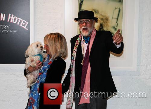 Christie Mcvie and Dave Stewart 2