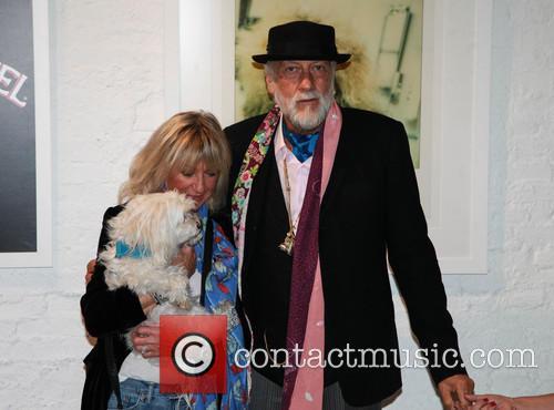Christie Mcvie and Dave Stewart 3