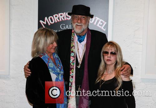 Christie Mcvie, Mick Fleetwood and Stevie Nicks 4