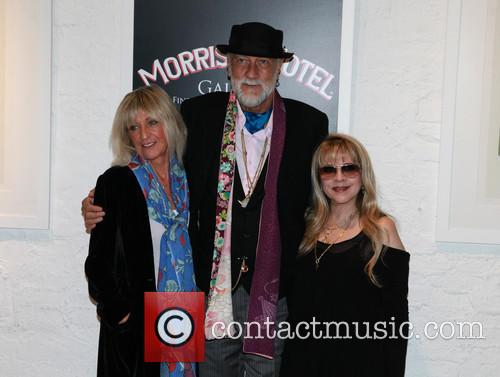 Christie Mcvie, Mick Fleetwood and Stevie Nicks 5
