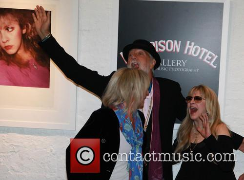 Christie Mcvie, Mick Fleetwood and Stevie Nicks 1