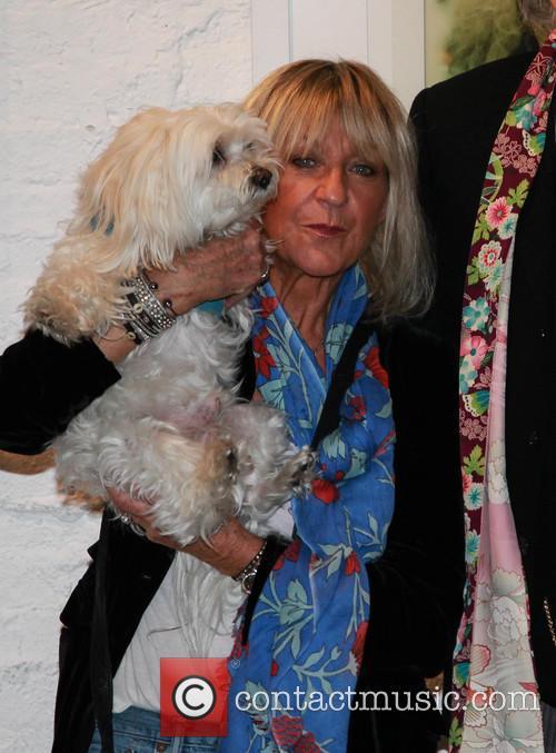 Stevie Nicks and Christie Mcvie
