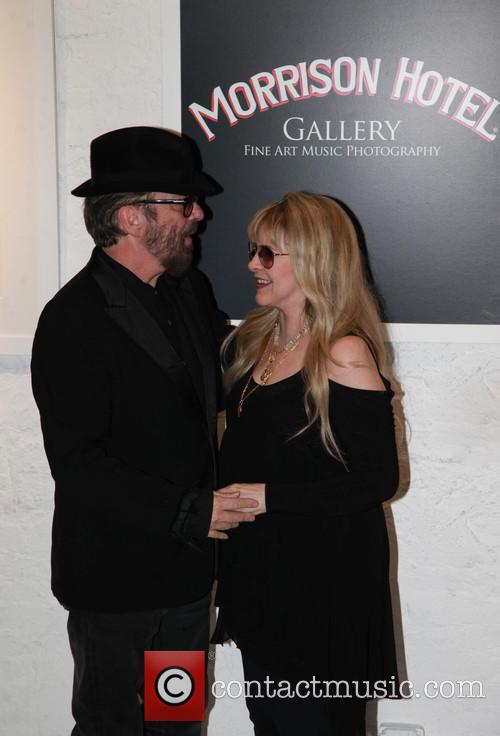Dave Stewart and Stevie Nicks 5
