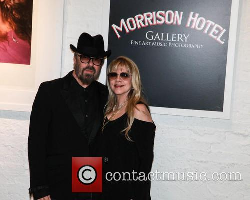 Dave Stewart and Stevie Nicks 6