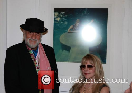 Mick Fleetwood and Stevie Nicks 3