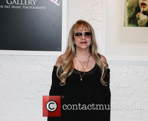 Stevie Nicks Exhibit at the Morrison Hotel Gallery...
