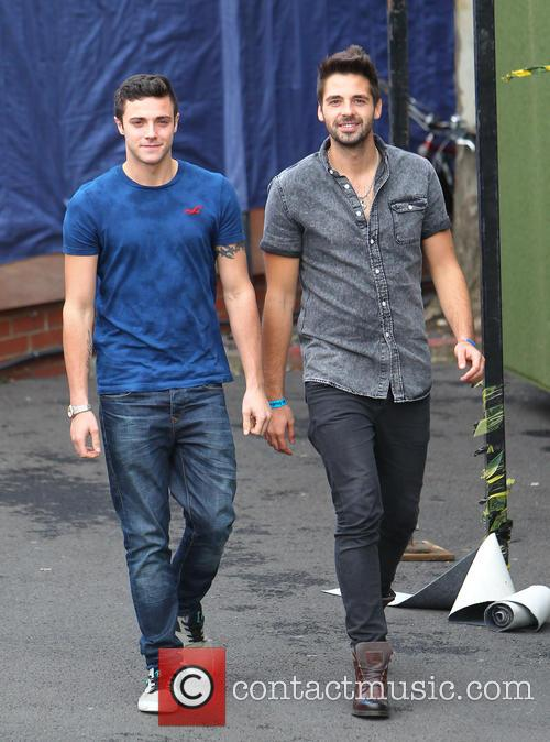 Ben Heanow and Barclay Beales 2
