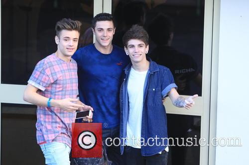 New Boy Band and Jake Sims 5