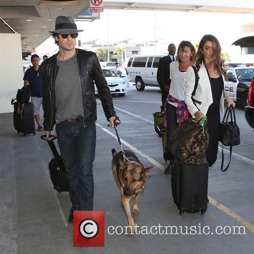 Ian Somerhalder and Nikki Reed 9