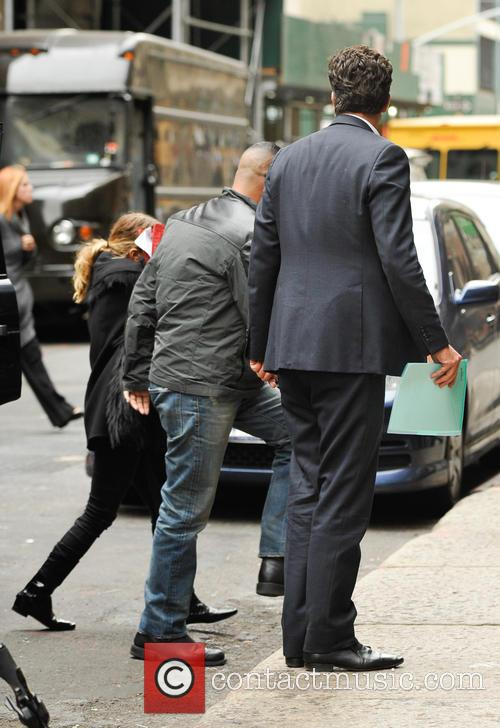Olivier Sarkozy and Mary-kate Olsen 11