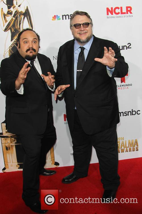 Guillermo Del Toro and Jorge Gutierrez
