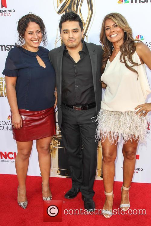 Douglas Spain, Christine Davila and Lisa Vidal