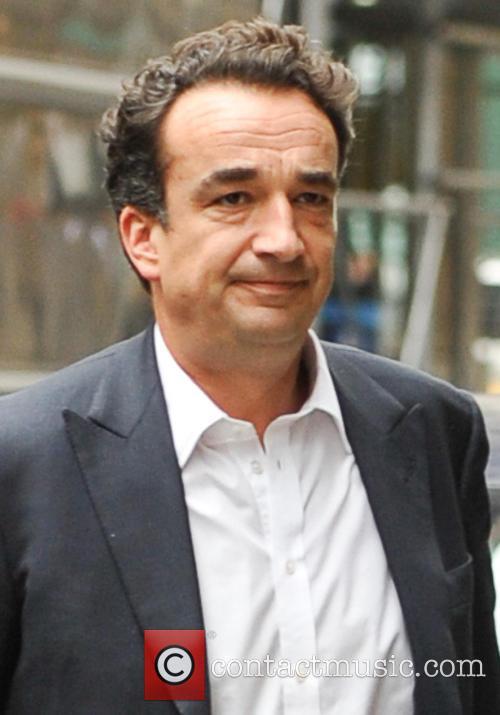 Olivier Sarkozy, fiancé of Mary-Kate Olsen, returns to...