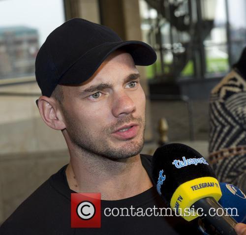 Wesley Sneijder 3