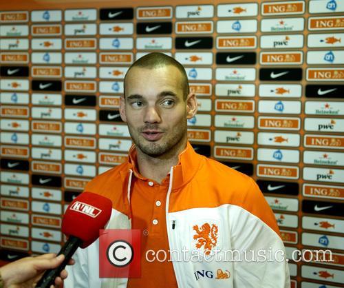 Wesley Sneijder 9