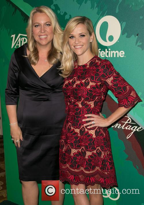 Paige Jansen-nichols and Reese Witherspoon 2