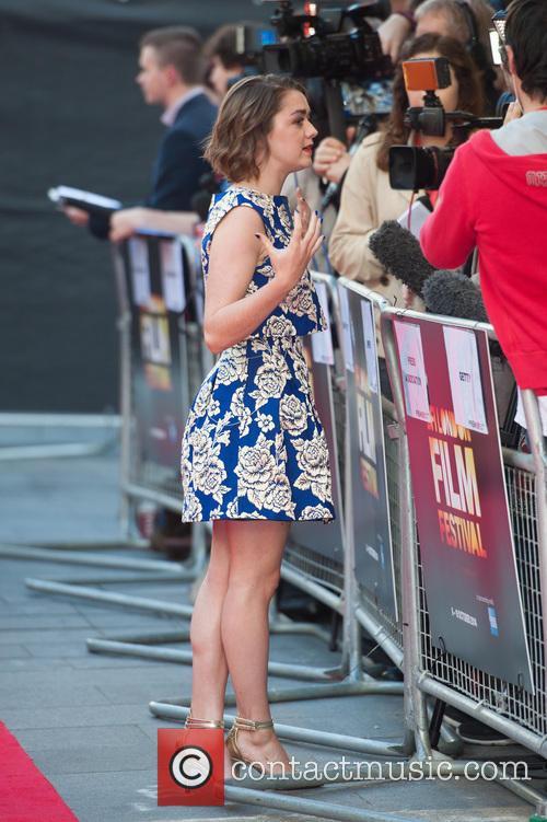 BFI London Film Festival - 'The Falling' screening...