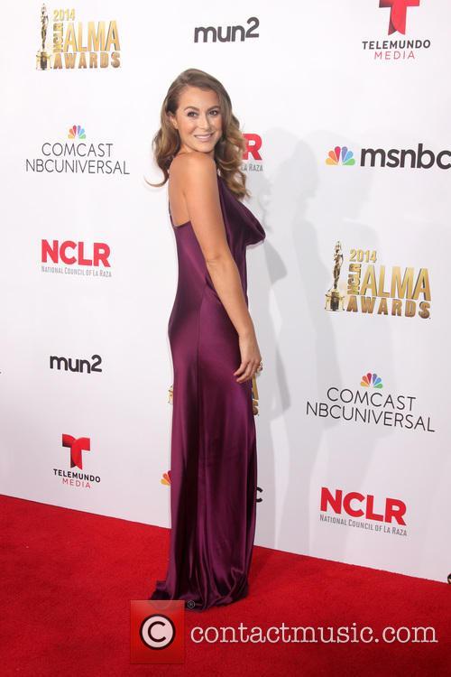 ALMA Awards 2014 Arrivals