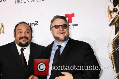 Jorge R Gutierrez and Guillermo Del Toro