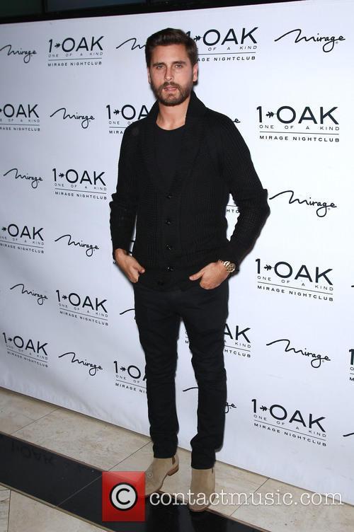 Scott Disick Hosts 1 Oak Nightclub