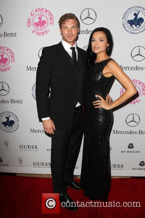 Derek Theler and Christina Ochoa 2