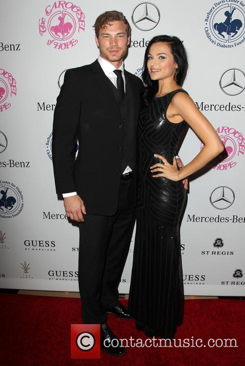 Derek Theler and Christina Ochoa 3