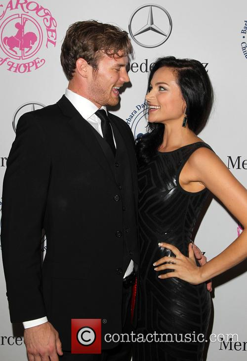 Derek Theler and Christina Ochoa 4