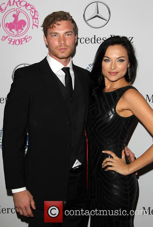 Derek Theler and Christina Ochoa 5